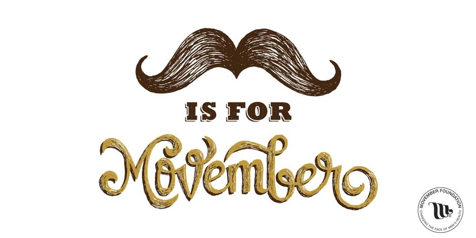 Movember promoción