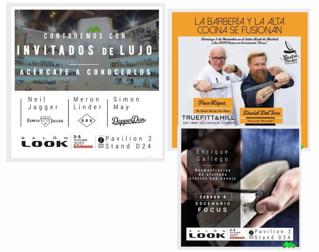 Salón Look 2017 El Mirall Distribuciones