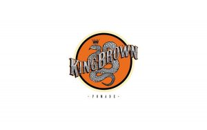 King Brown Pomade El Mirall Distribuciones
