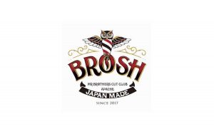 Brosh pomade logo